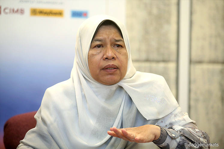 Zuraida agrees with Anwar's call for internal channels to be used to voice dissatisfaction