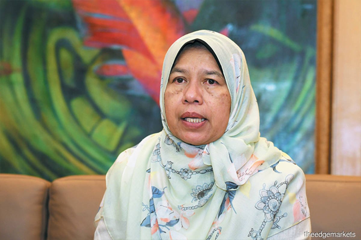 Nov 19 decision on Zuraida's application to strike out PKR suit over leaving party