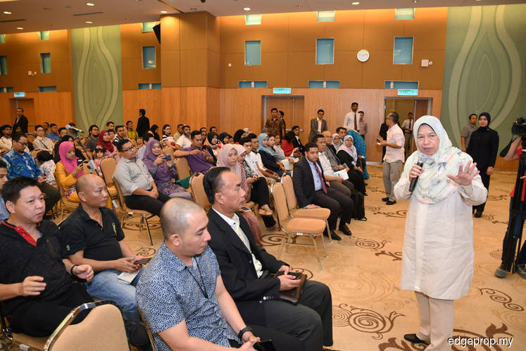 KPKT mulling compensation for unhappy PR1MA homebuyers