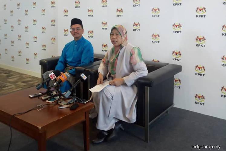 KPKT: 7,000 cases in strata tribunal backlog