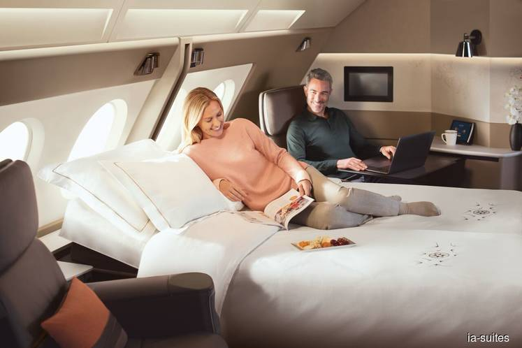 SIA to spend US$850m on new cabin interior for A380 fleet