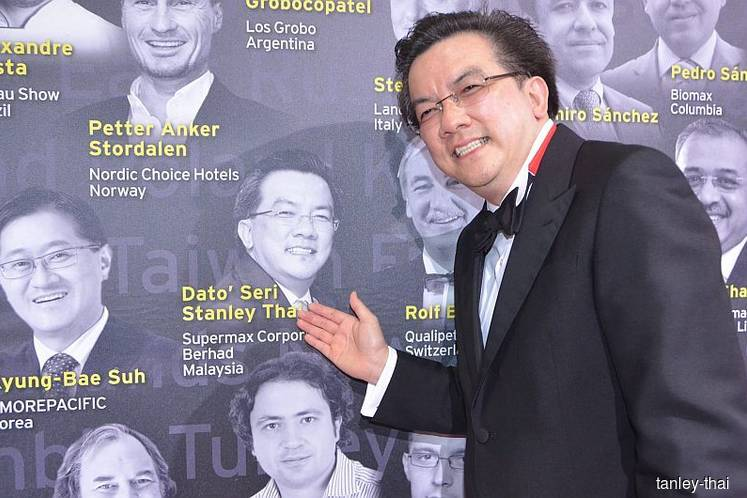 Supermax's Stanley Thai gets five-year jail term and RM5m fine for insider trading