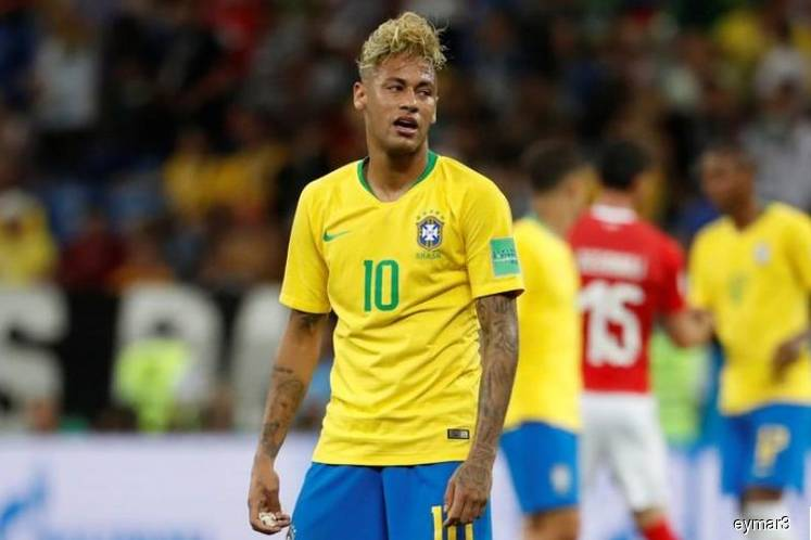 Subdued Neymar kept in check so glory must wait
