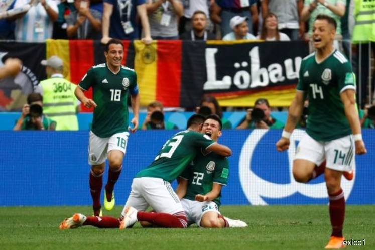 Mexico's shock win over Germany was result of six months' work — Osorio