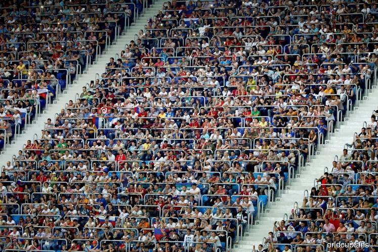 World Cup attendances pass one million mark — FIFA
