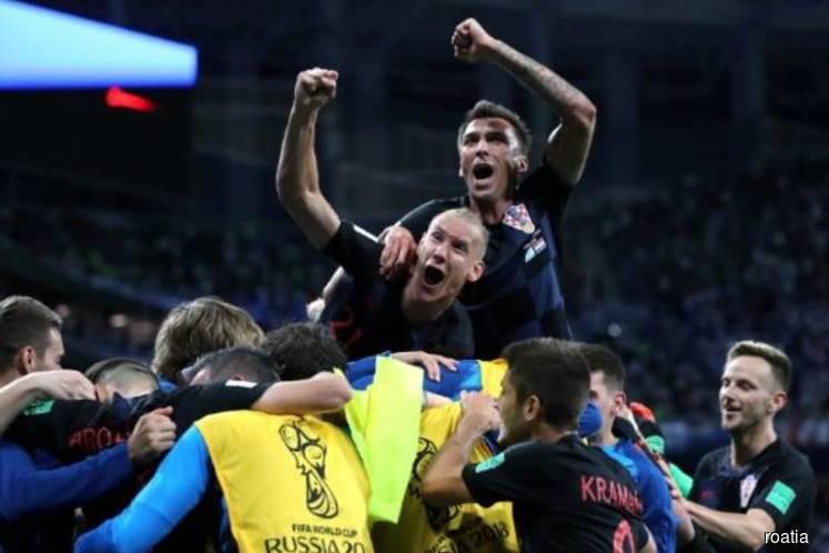 Croatia in dreamland as Messi's Argentina suffer nightmare