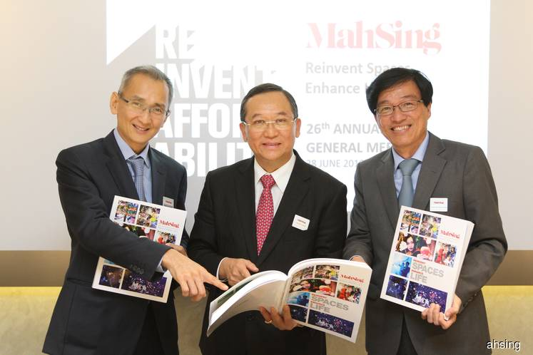 Mah Sing plans RM2.2b worth of launches this year
