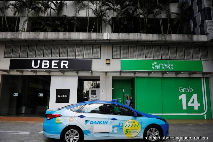 MyCC to probe Grab-Uber merger