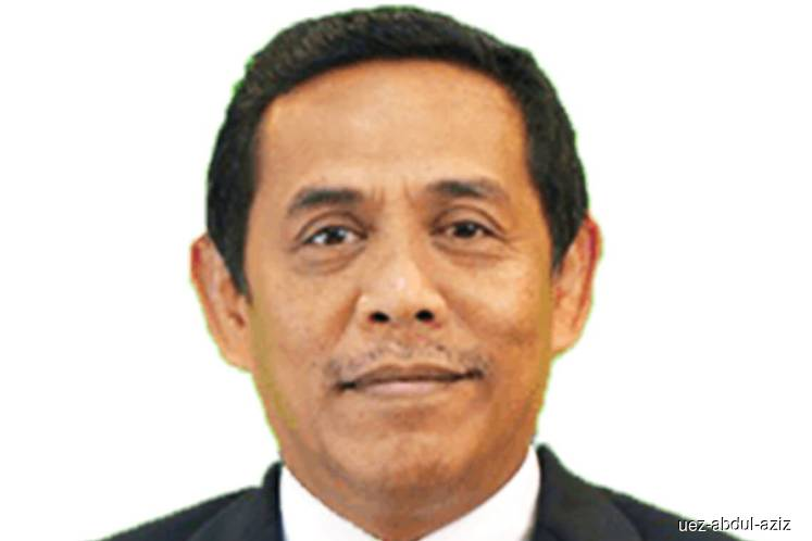 Muez Abdul Aziz is new SSM chairman