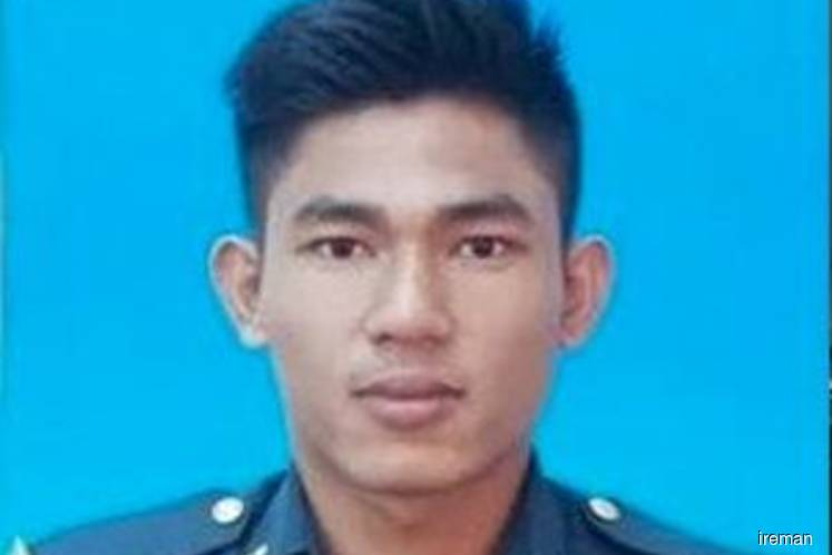 Inquest: Adib in EMRS vehicle when FRT vehicle reversed, witness says