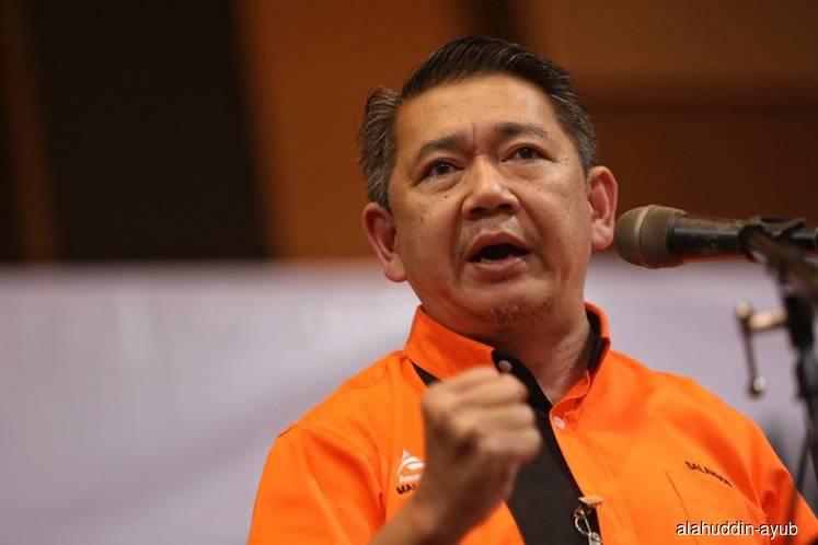 Salahuddin says he will not interfere in MACC probe into his political secretary