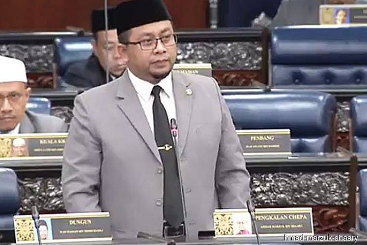 PAS MP ejected for calling Guan Eng 'pondan', Opposition MPS stage walkout