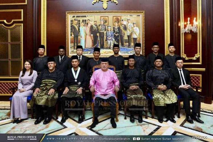 New Johor Exco told to reduce politicking, stay focused