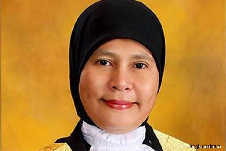 Tengku Maimun confirmed as new Chief Justice, first woman to hold the post