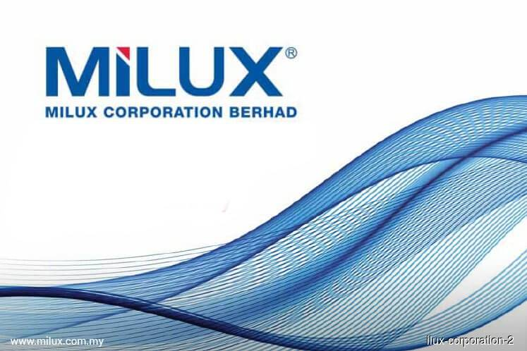 Bursa suspends dealer for manipulating trading activities of Milux Corp's shares