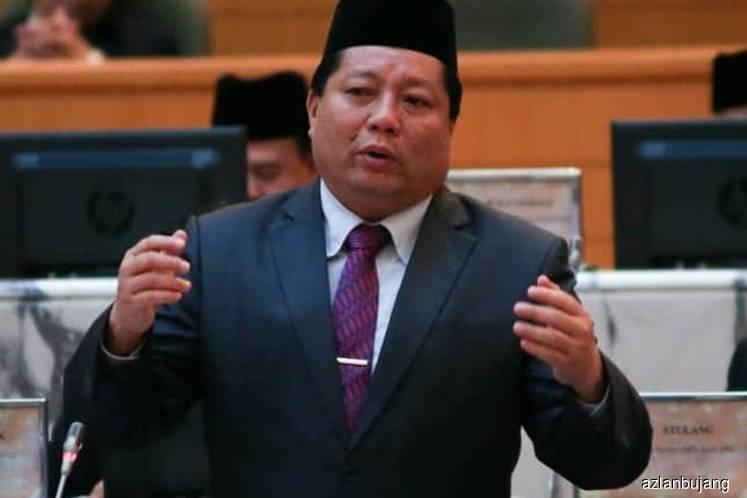 Mazlan says he never lobbied for Johor Bersatu chairman post