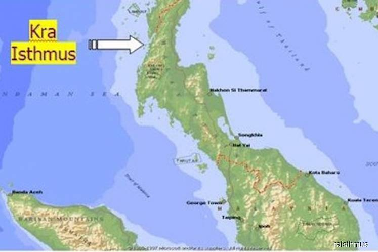 Malaysia respects Thailand decision on Kra Canal project