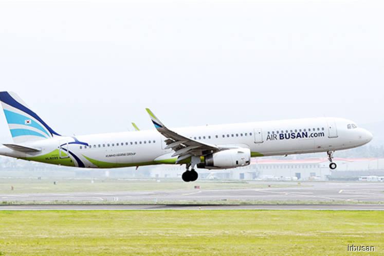 South Korea's Air Busan to fly direct to Sabah