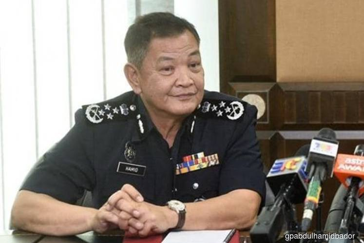 Four Daesh members held for planning murders and attacks — IGP