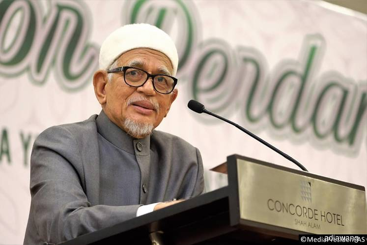 Hadi refers son-in-law to PAS disciplinary committee