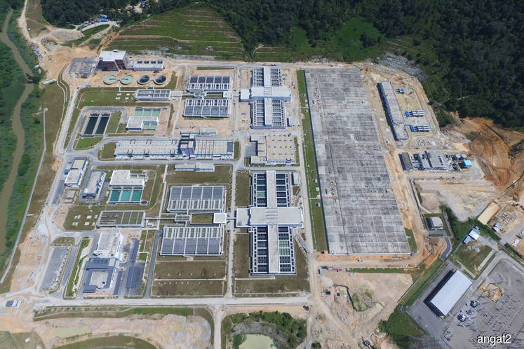 Langat 2 to begin supplying water to Klang Valley residents in August