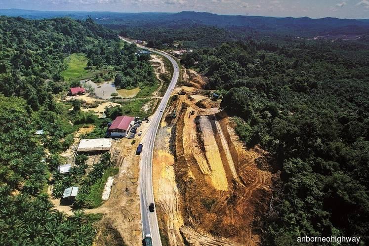 Pan Borneo Highway contractors warned not to damage utilities infrastructure