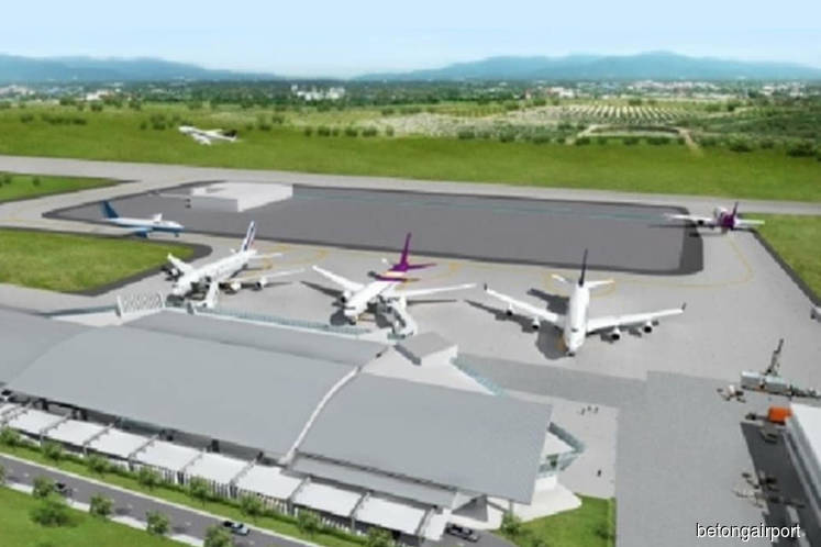Perak Govt wants Wisma Putra to discuss Perak/Thailand airspace