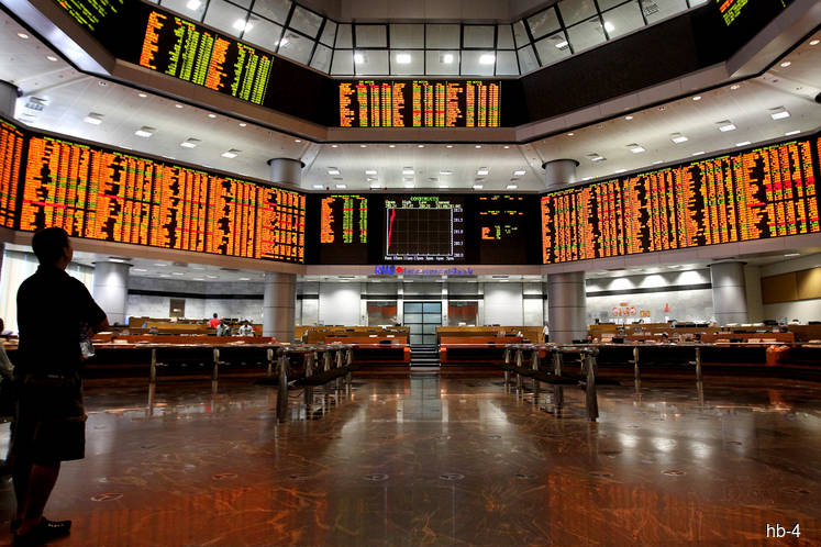 Lead Story: Malaysian markets offer calm amid volatile storms