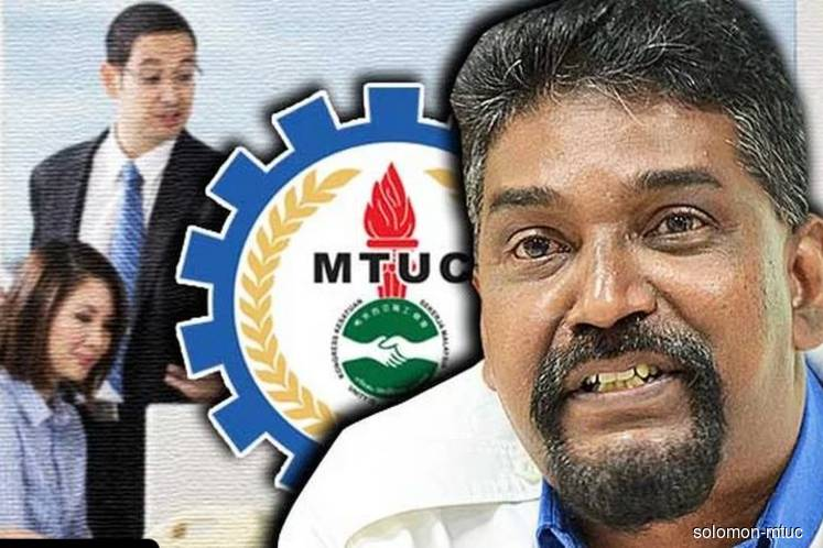Inhumane to conduct surveys on when Dr M should step down, says MTUC