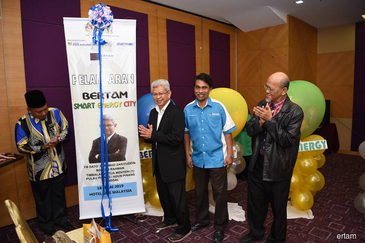 Penang Govt set to make Bertam first smart energy city