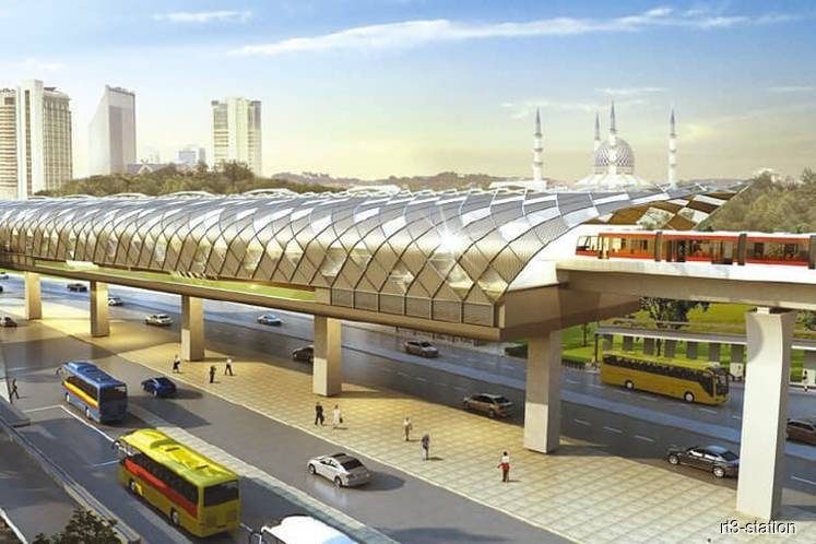 Eita's LRT3 contract value slashed by 65% to RM67.45m