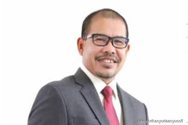 Nik Mohd Hasyudeen is new CEO of Tabung Haji