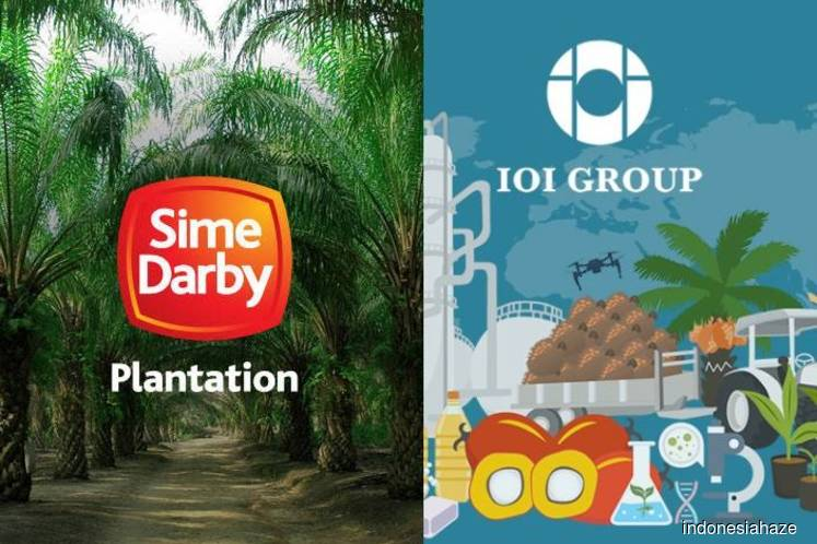 Sime Darby and IOI refute news report on haze-causing fires in their Indonesia plantations