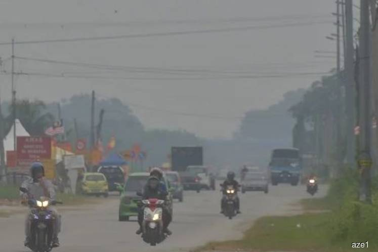 Unhealthy air in Johan Setia not due to local open burning — Hee