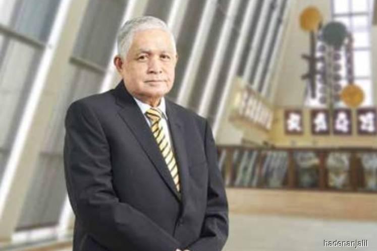 Protasco announces demise of chairman Hadenan