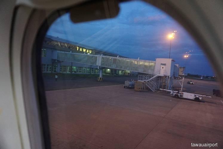 Tawau, Lahad Datu airports need urgent upgrading