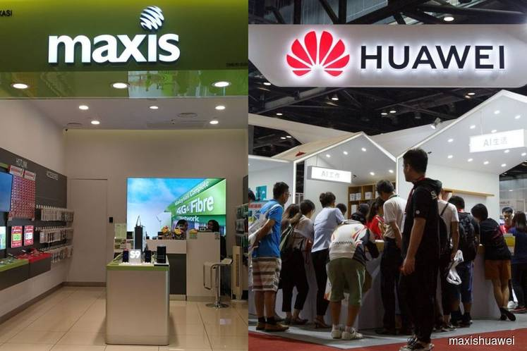 Maxis and Huawei ink agreement for 5G network in Malaysia