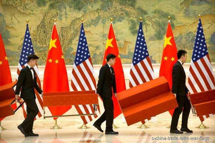 With U.S.-China tensions running high, hopes dim for trade war
