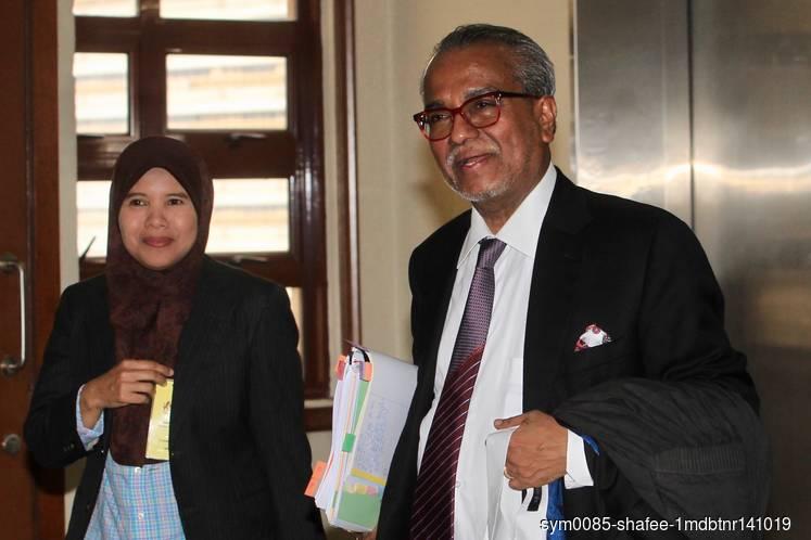 PM's control of 1MDB not unprecedented, says Shafee