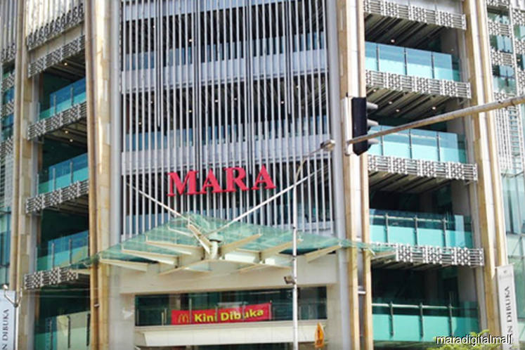 MARA digital malls in two States closed due to low sales