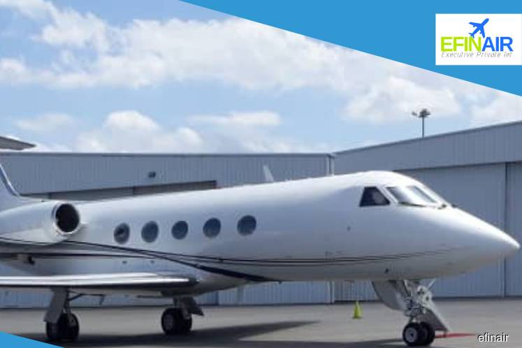 Efinair to launch medical private jet next year