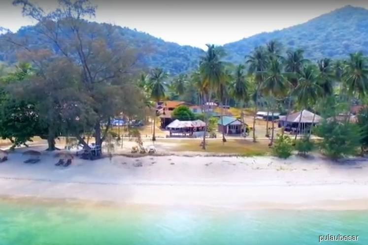 No plan to sell Pulau Besar — Adly