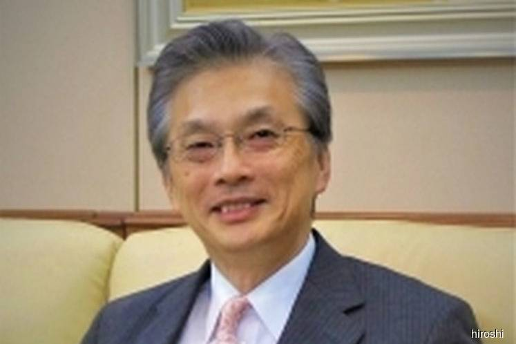 Japan's envoy expresses contentment with re-energised Look East Policy under Mahathir