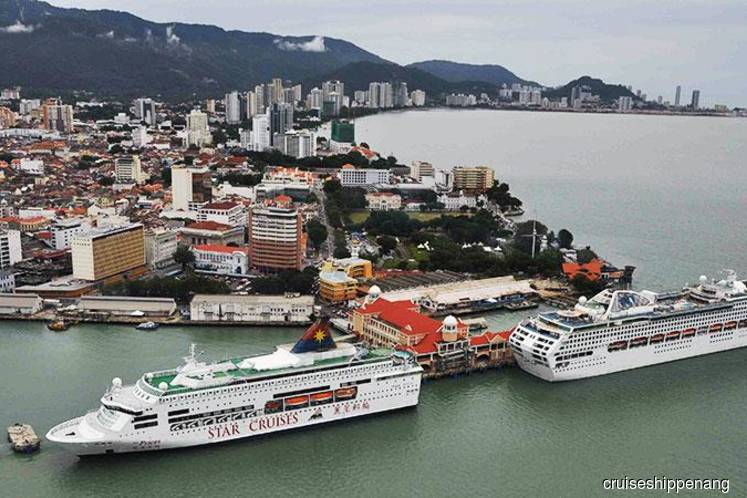 Penang records 27.1% increase in cruise passengers