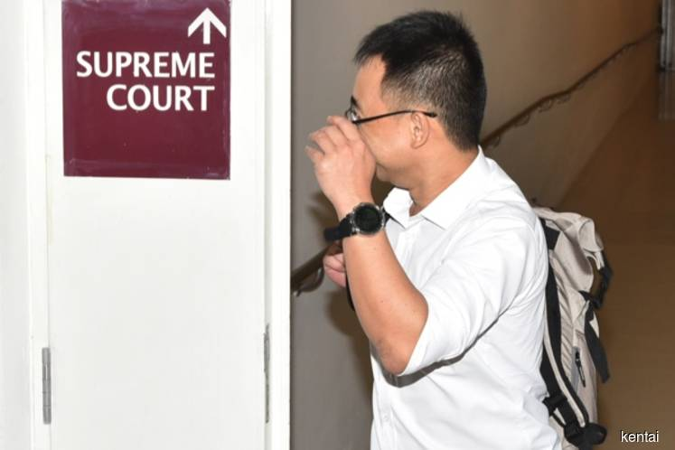 Witness Ken Tai claims to have left queues in the system not for own benefit but to prevent 'haunted counters'