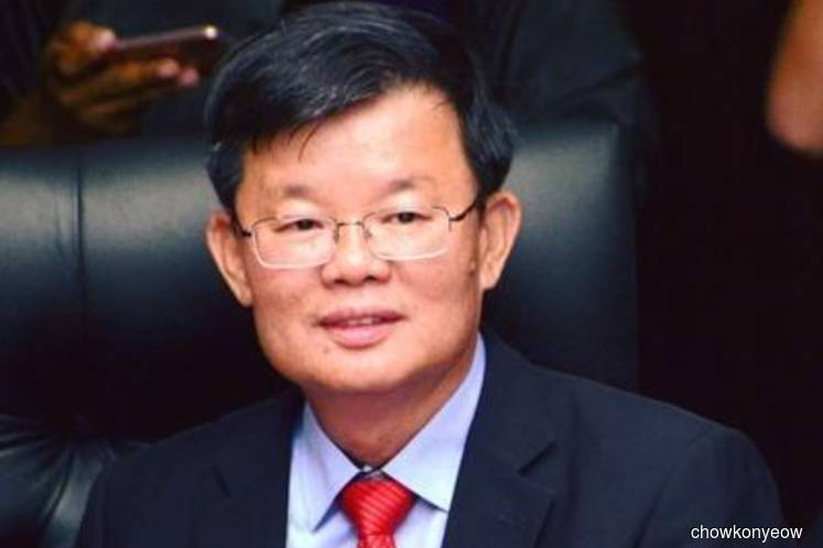 PSR: Penang Govt to meet anti-reclamation coalition on Monday