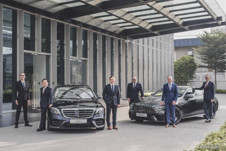 Mercedes-Benz remains the top luxury car brand in Malaysia