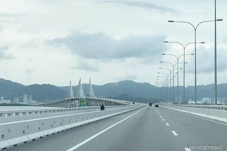 10% toll discount on second Penang Bridge for CNY