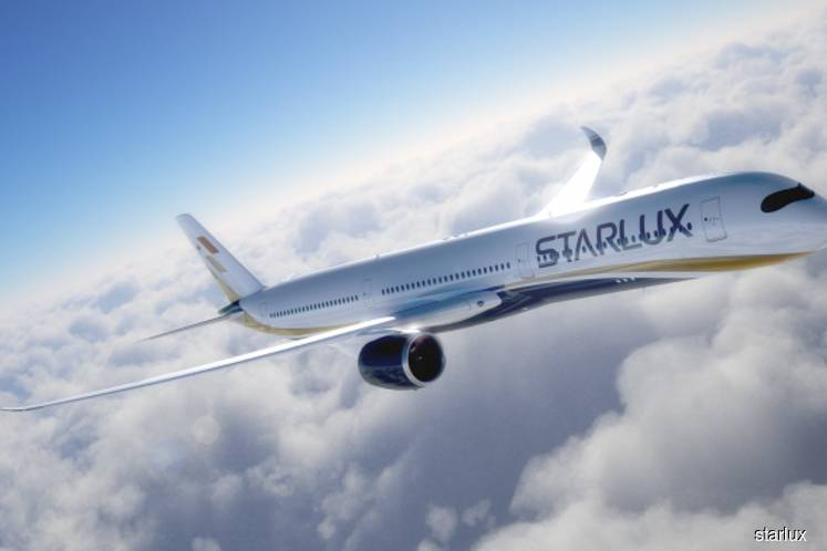 Starlux Airlines' makes maiden flight to Penang today