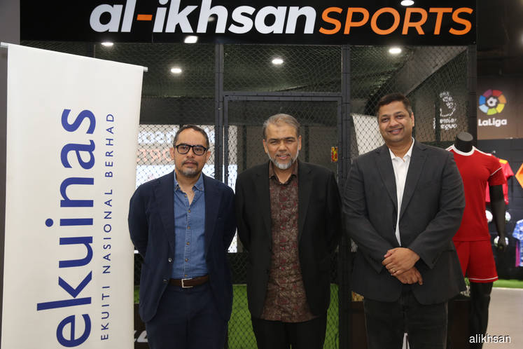 Sports retailer Al-Ikhsan aims for 18% sales growth in next three years